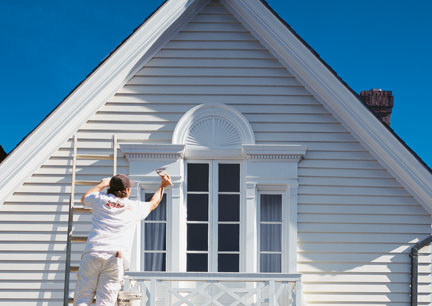 Decorative painting home exteriors Spokane County WA