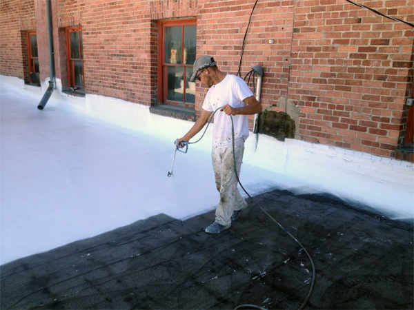 Commercial Roofing Contractor For Coatings In Spokane County WA