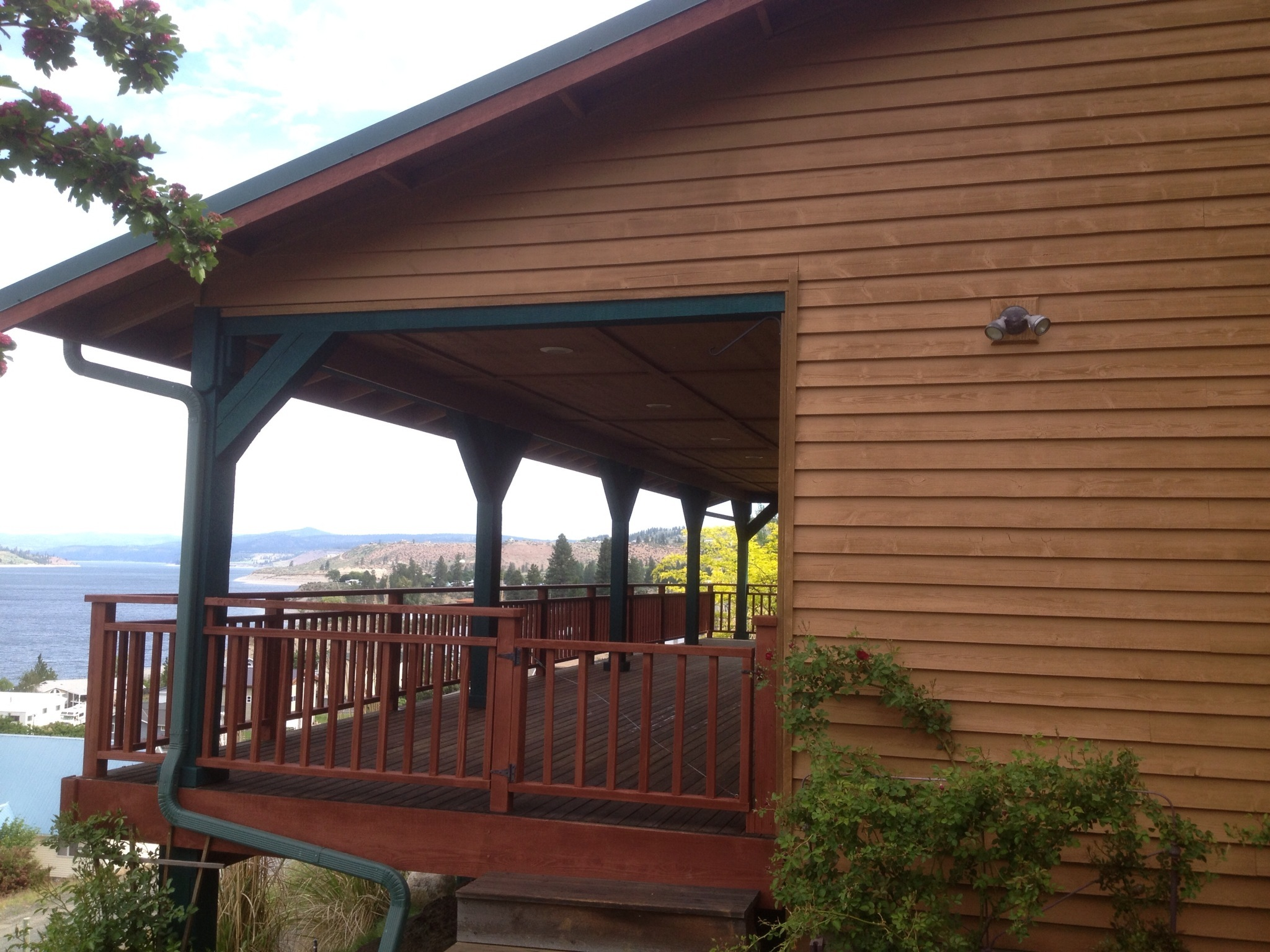 Home Painting Amp Wood Deck Refinishing Lake Roosevelt