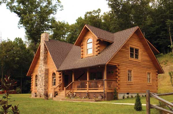 Refinishing Work for Log Homes & Cabins Whitman County WA