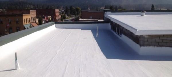 Protective Roof Coatings Paint For Spokane County Wa