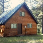 Log Home Refinishing Chewelah Washington