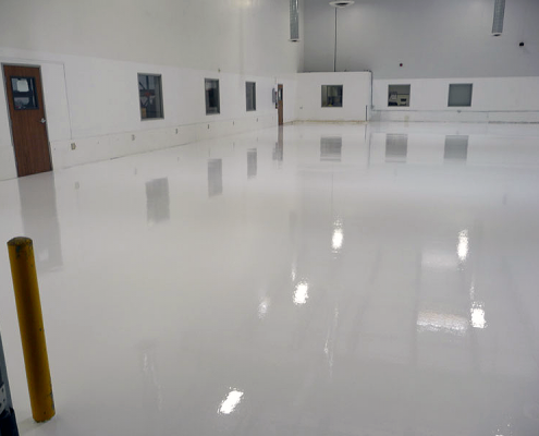 Spokane commercial floor coatings
