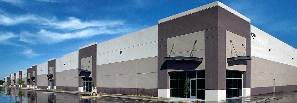 Warehouse painting Spokane