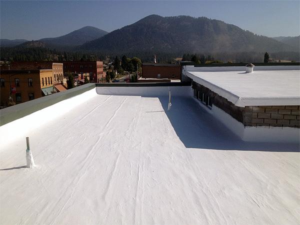 Weatherproof Roof Coatings For Spokane Residential