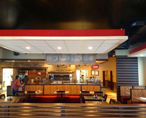 Pizza Hut painting contractors Spokane WA