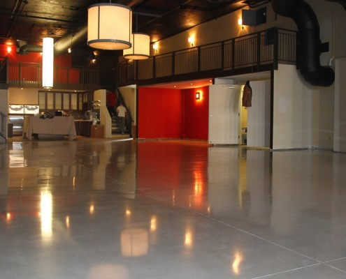 Floor polishing & sealing Spokane