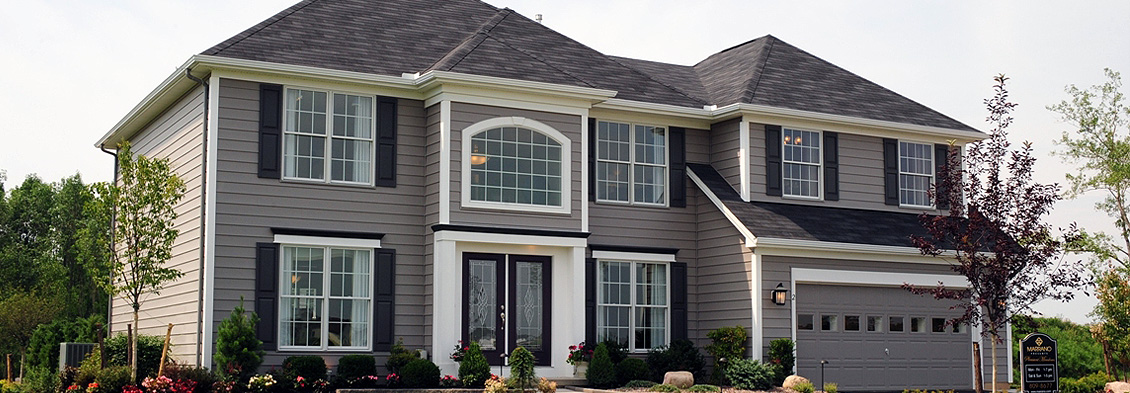 Exterior home painting residential Spokane