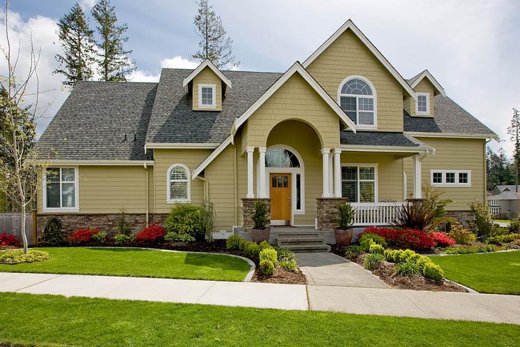 Deer Park house painting Washington Spokane County