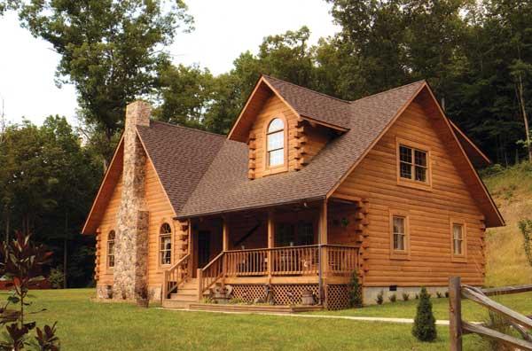 Refinishing Work for Log Homes & Cabins Whitman County WA