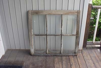 Antique finishes for windows in Spokane Washington