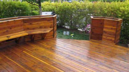 Spokane County exterior home painting & deck refinishing
