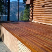 deck sealant and finish work Spokane WA