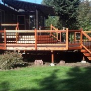 Spokane deck sealing and refinishing