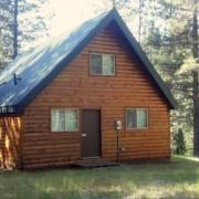 Log Home Refinishing Chewelah Washington