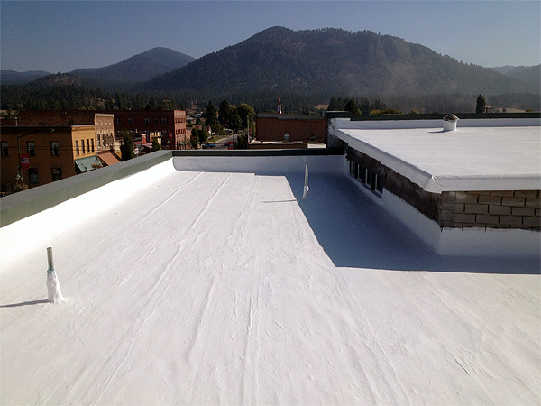 Roof Coatings in Stevens & Lincoln Counties, WA