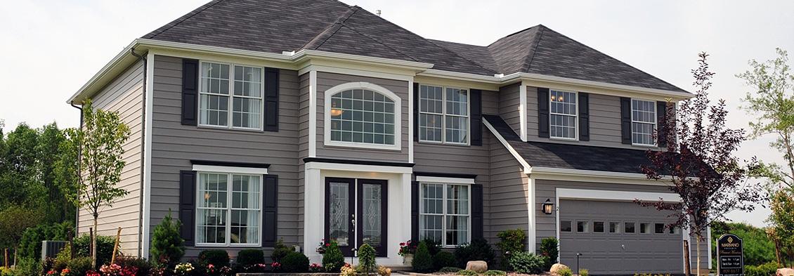 Exterior home painting residential Spokane
