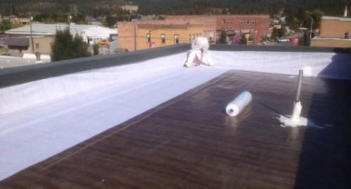 Protective Roof Coatings in Chewelah WA