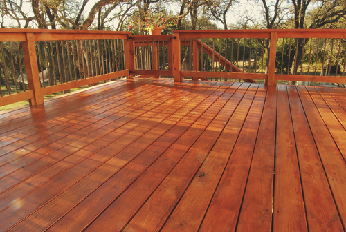 Liberty Lake Deck Work Refinishing Washington